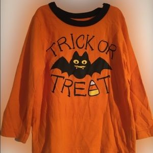 🌟HP🌟👦🏼Children's Place Trick or Treat Top